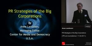 Miniaturansicht - (3) Tagung - PR und Journalismus - Monsanto Exxon & Co. Wie die Weltkonzerne die Öffentlichkeit erobern