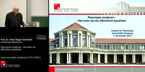 Miniaturansicht - Pharmazie studieren - viel mehr als die öffentliche Apotheke