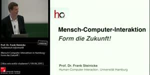 Miniaturansicht - Mensch-Computer-Interaktion in Hamburg - Form die Zukunft !