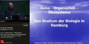 Miniaturansicht - Gene – Organismen – Ökosysteme: Das Leben erforschen im Biologiestudium