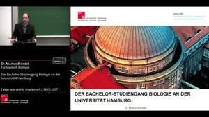 Miniaturansicht - Der Bachelor-Studiengang Biologie an der Universität Hamburg