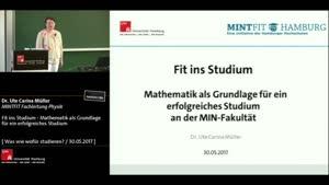 Miniaturansicht - Fit ins Studium - Mathematik als Grundlage für ein erfolgreiches Studium