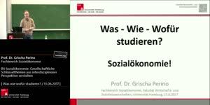 Miniaturansicht - BA Sozialökonomie: Gesellschaftliche Schlüsselthemen aus interdisziplinärer Perspektive verstehen - Für Interessierte mit und ohne Abitur