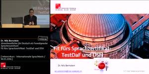 Thumbnail - Fit fürs Sprachzertifikat: TestDaF und DSH