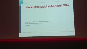 Miniaturansicht - Informationssicherheit bei OTTO