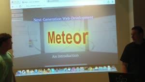 Miniaturansicht - Meteor Next-Generation Web-Development