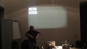 Miniaturansicht - Metro-Design