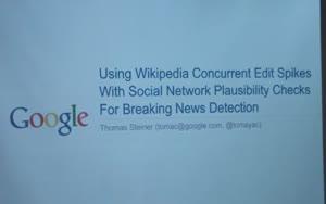 Miniaturansicht - Breaking News Detection mit Node.js