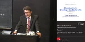 Miniaturansicht - Grundlagen des Staatsrechts 2. Termin (27.10.2011)
