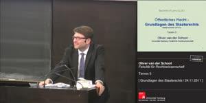 Miniaturansicht - Grundlagen des Staatsrechts 5. Termin (24.11.2011)