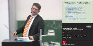 Miniaturansicht - Grundlagen des Verwaltungsrechts 6. Termin (10.05.2012)