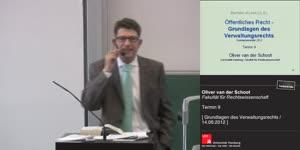Miniaturansicht - Grundlagen des Verwaltungsrechts 9. Termin (14.06.2012)