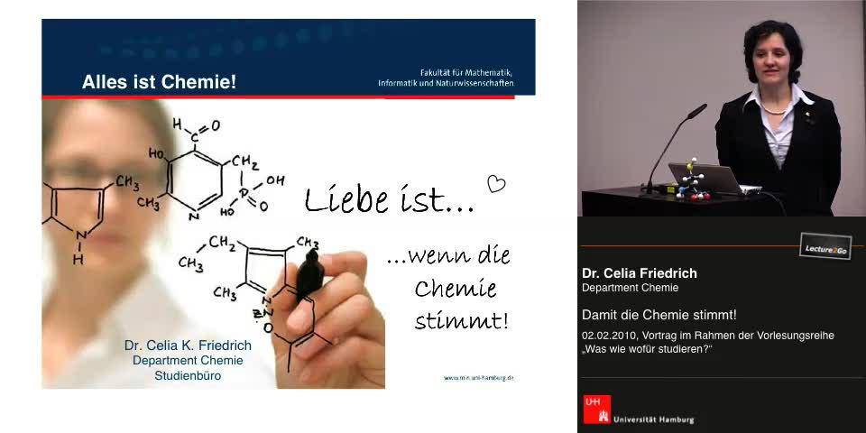 Vorschaubild - Übersicht; wo steckt Chemie drin?
