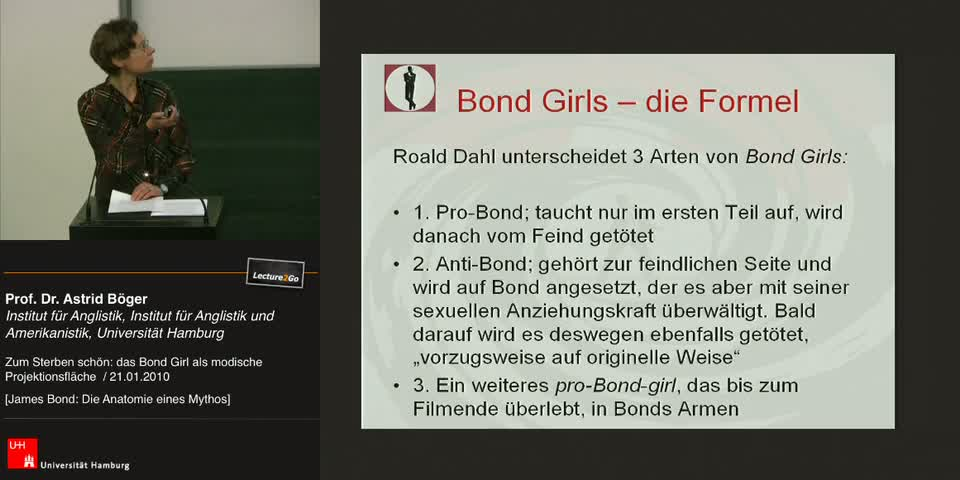Thumbnail - Bond Girls - die Formel