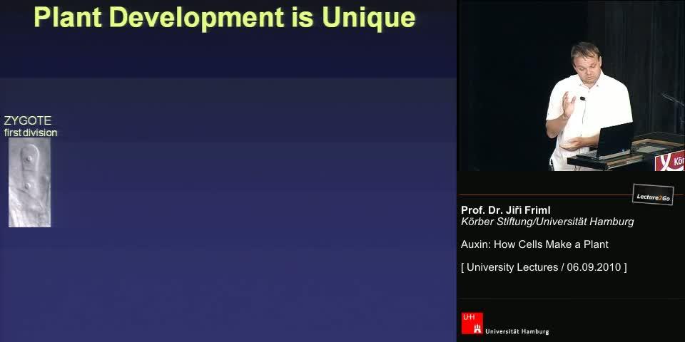 Thumbnail - Plant Development is unique