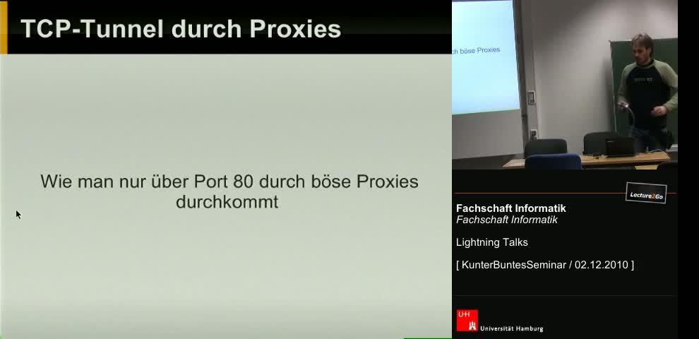 Thumbnail - Transparente TCP-Tunnel durch Proxies