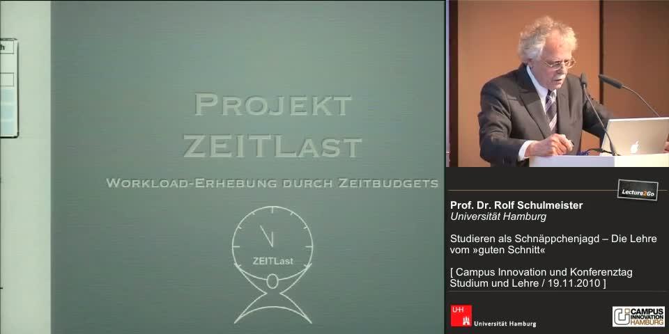 Thumbnail - Projekt ZEITLast
