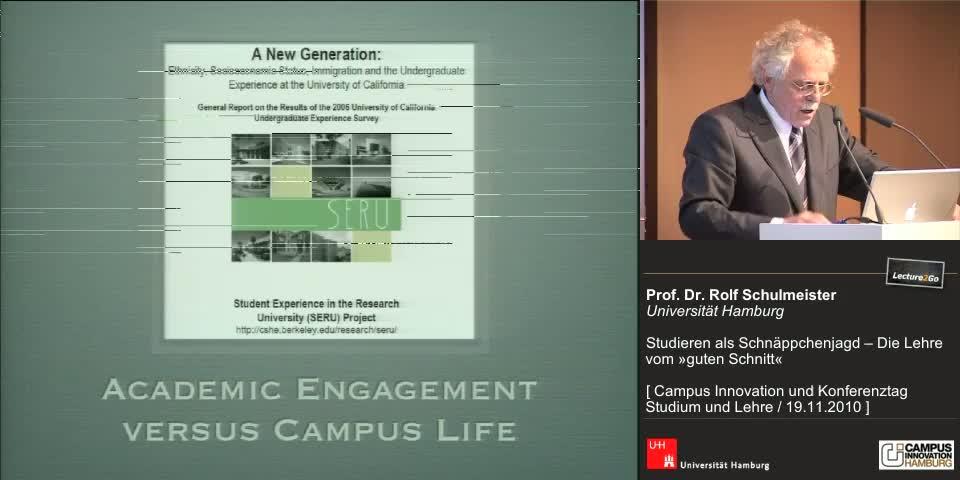 Thumbnail - Academic Engagement versus Campus Life