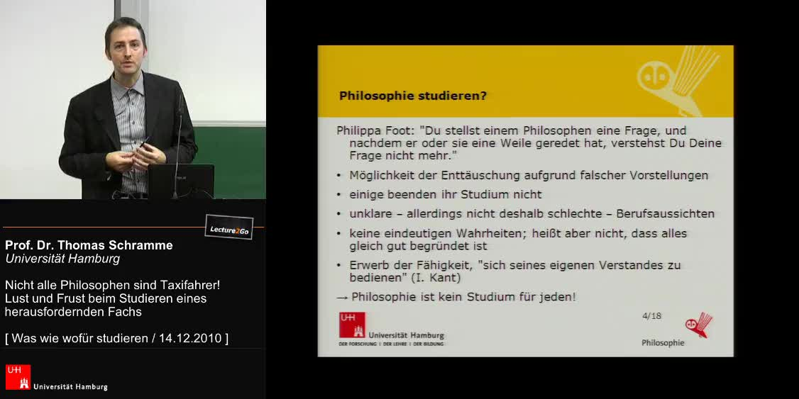 Thumbnail - Philosophie studieren?