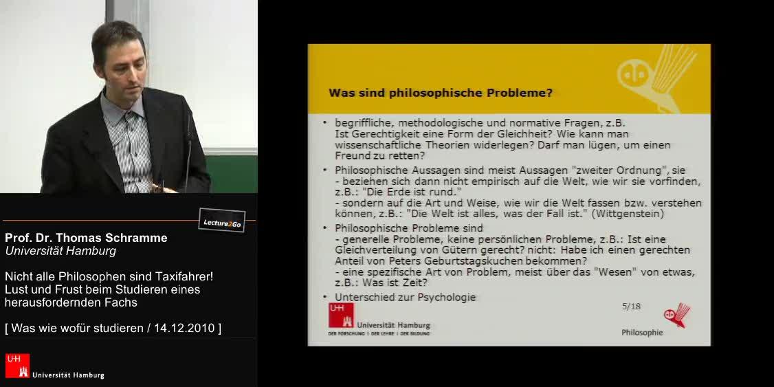 Thumbnail - Was sind philosophische Probleme?