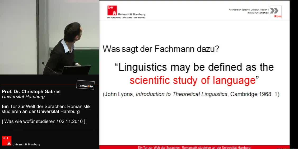 Vorschaubild - Sprachen vergleichen