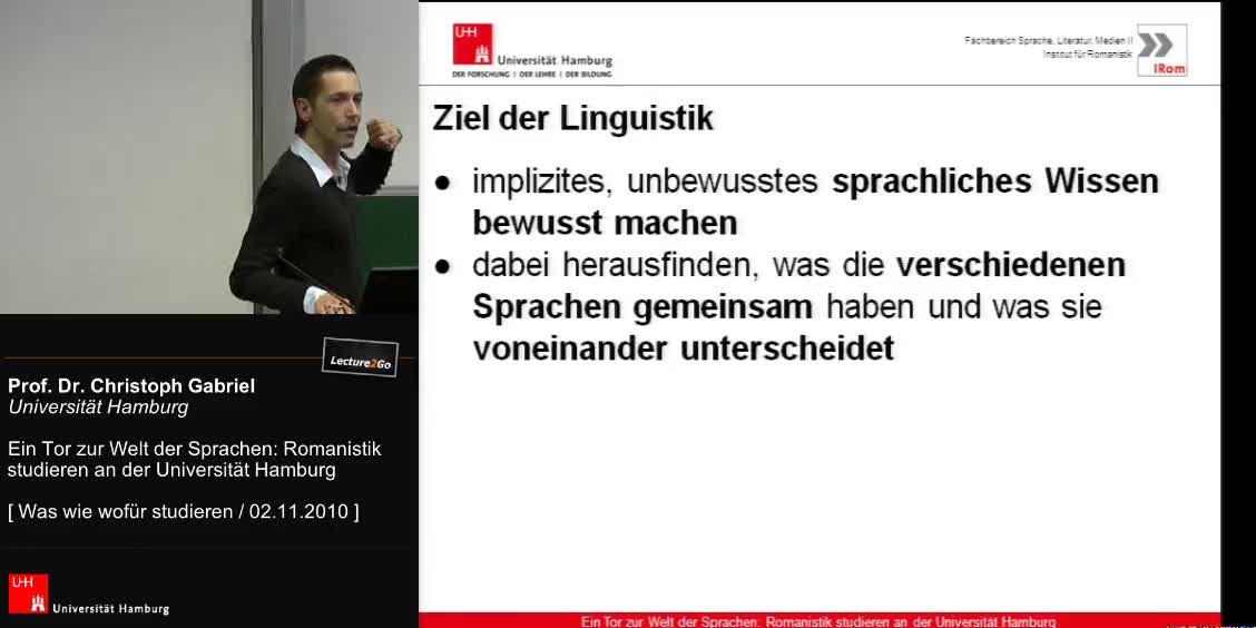 Thumbnail - linguistische Teilgebiete, linguistische Forschung