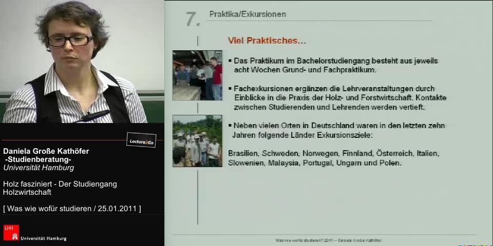 Thumbnail - Praktika/Fachexkussionen + Auslandsstudium