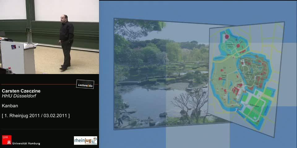 Thumbnail - Kanbanprozess - Garten des japanischen Kaiserpalasts