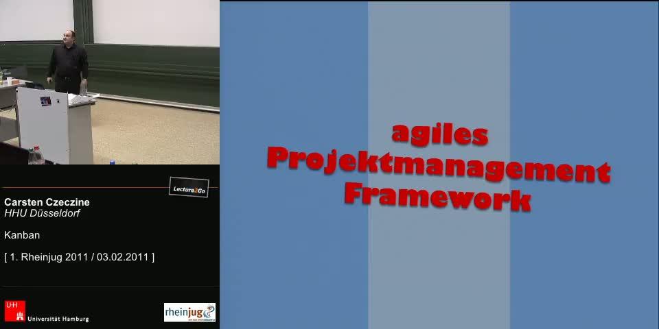 Thumbnail - Kanban in der Softwareentwicklung