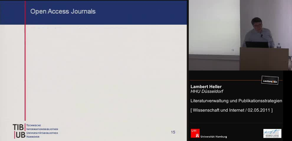 Thumbnail - Open Access Journals