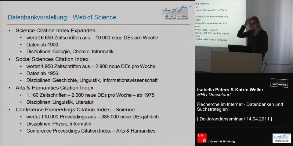 Thumbnail - Web of Science