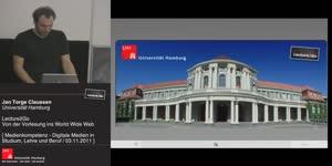 Thumbnail - Lecture2Go - Von der Vorlesung ins World Wide Web