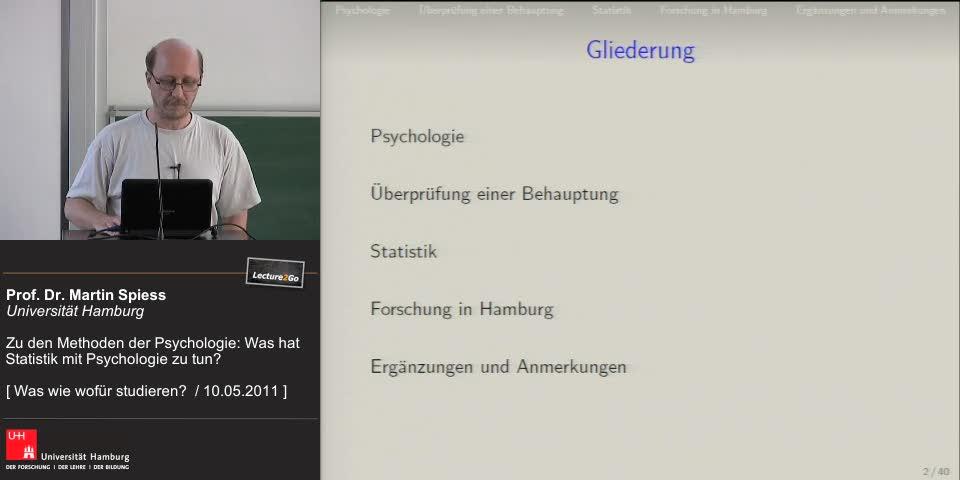 Thumbnail - Psychologie