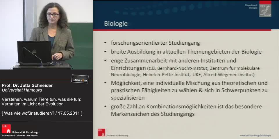 Thumbnail - Arbeitsmarkt für Biologinnen und Biologen