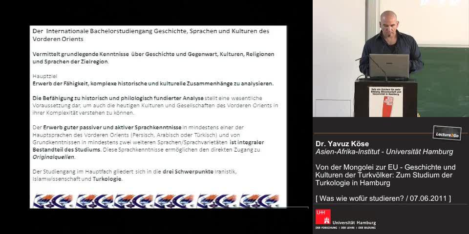 Thumbnail - Angebotene Studiengänge, Schwerpunkt Turkologie