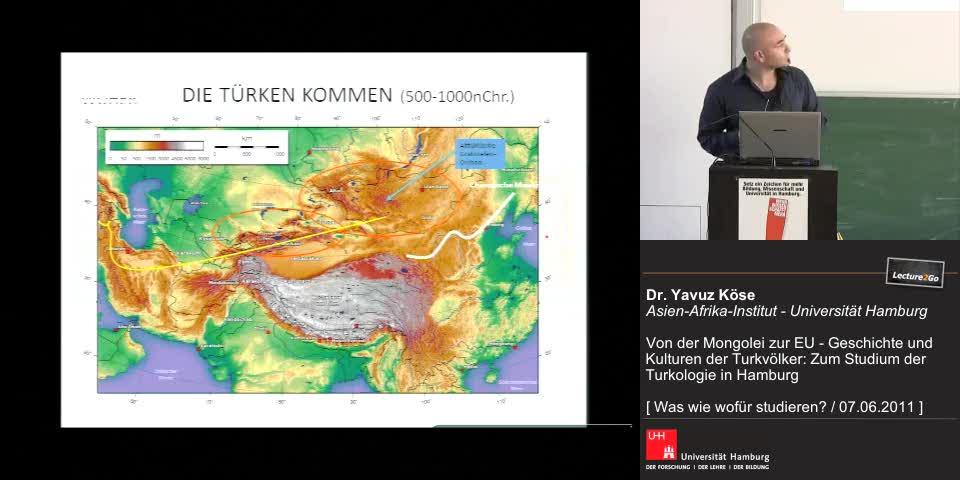 Thumbnail - Türksprachen und ihre Verteilung, Nachfolgestaaten des Osmanischen Reiches