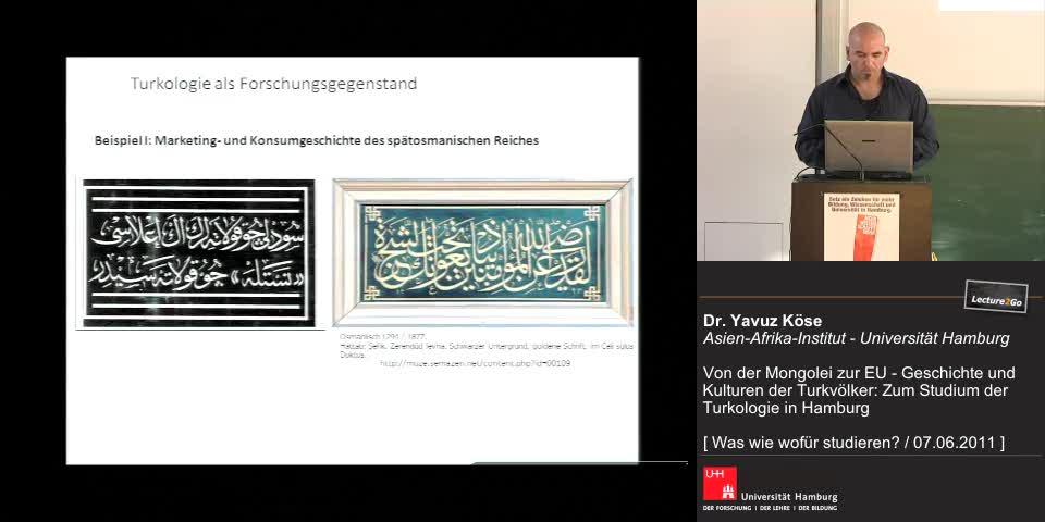 Thumbnail - Turkologie als Forschungsgegenstand