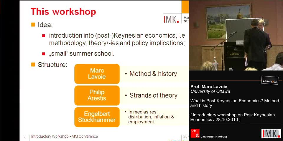 Thumbnail - 1/37 Lavoie What is Post-Keynesian Economics? An Introduction to the Method and History of PKE