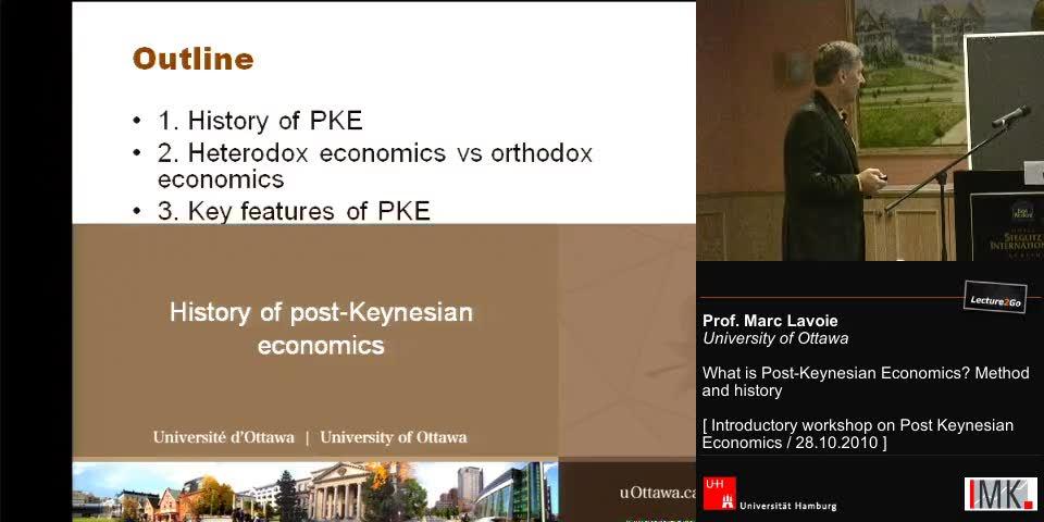 Thumbnail - 3/37 Lavoie PART I History of post-Keynesian economics