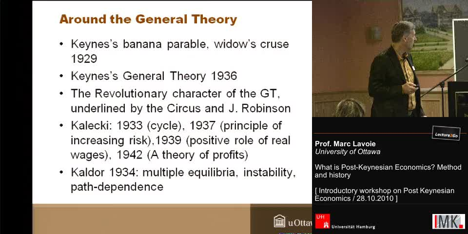 Thumbnail - 5/37 Lavoie: Around the General Theory