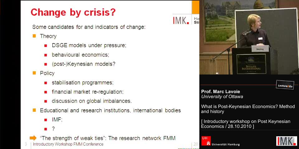 Thumbnail - 4/9 Research Network Macroeconomics and Macroeconomic Policies (FMM)