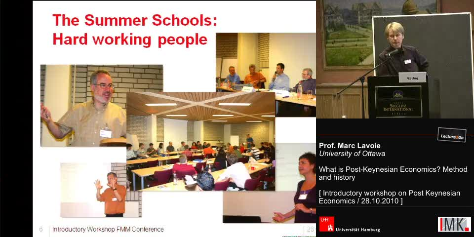 Thumbnail - 6/9 The Summer Schools: Hard working people