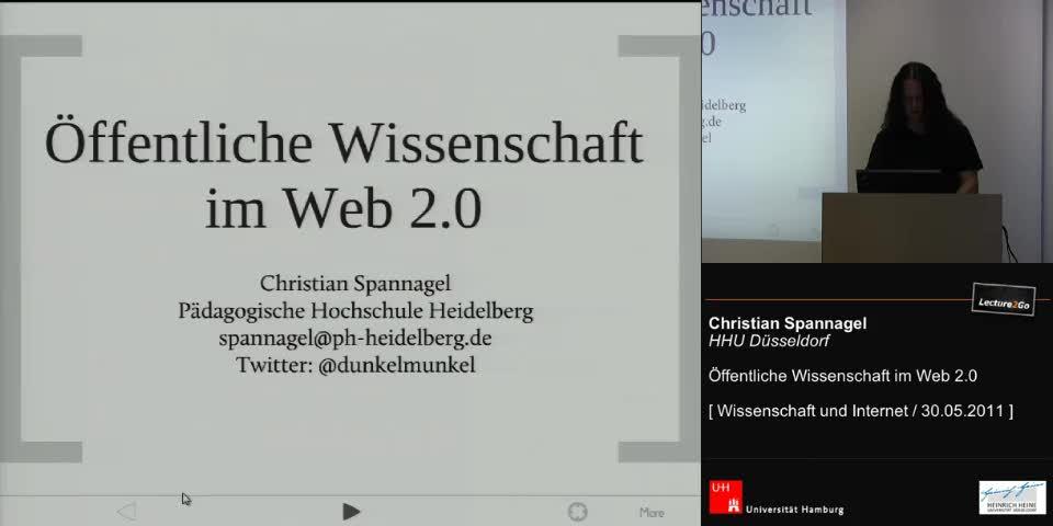 Thumbnail - Einführung von Twitterwall und Etherpad