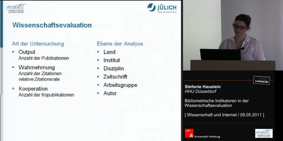 Thumbnail - Publikationsanalyse