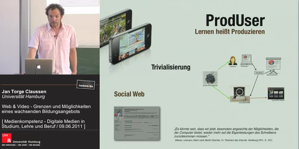 Thumbnail - ProdUser – Lernen heißt Produzieren