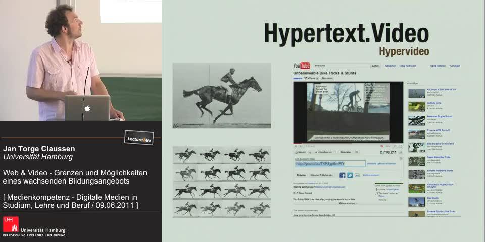Thumbnail - Hypermedialisierung - Kontextualisierung. Segmentierung