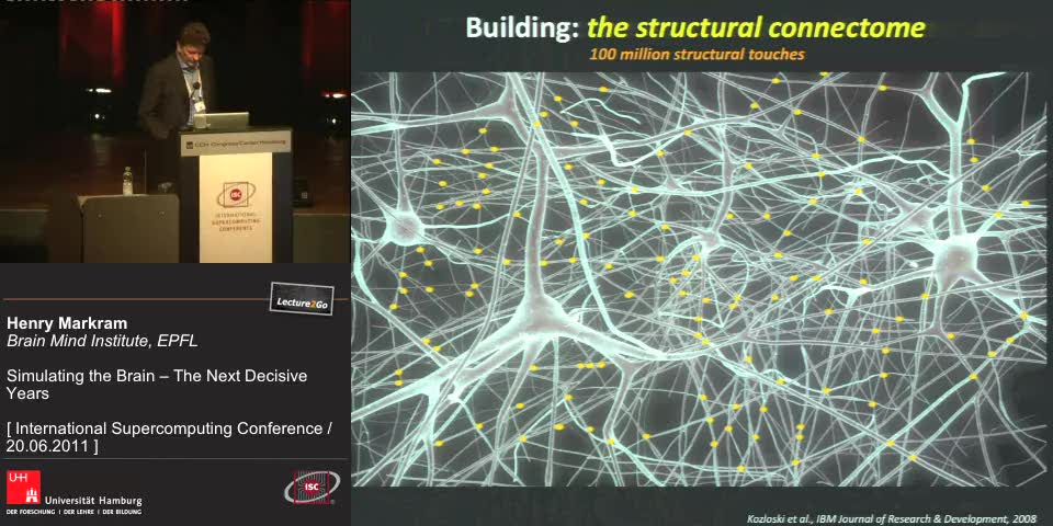 Thumbnail - Building: the structual connectome