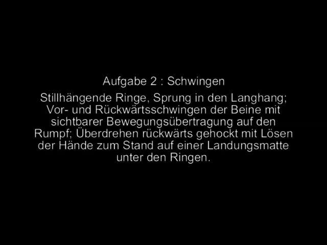Thumbnail - Schwingen