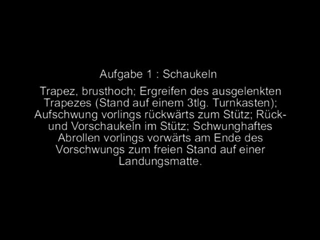 Thumbnail - Schaukeln