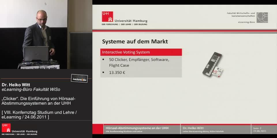 Thumbnail - Systeme auf dem Markt